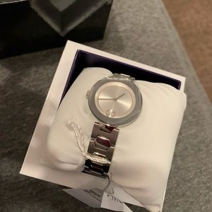 CLASSY MOVADO BOLD WATCH BRAND NEW. NEVER USED.